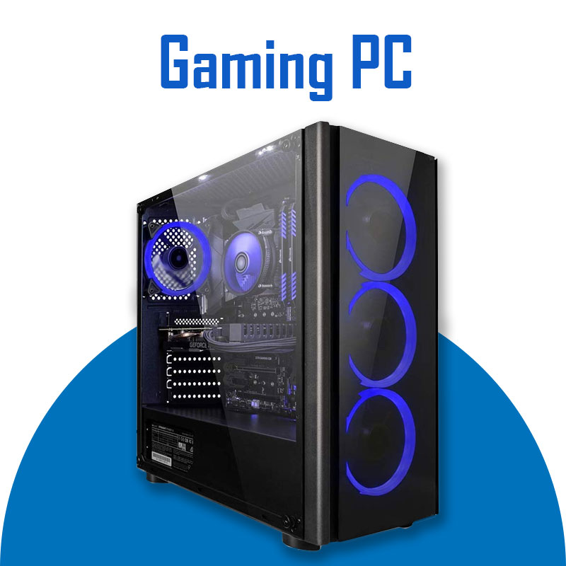 gaming pc computer assemblaggio game treviglio media