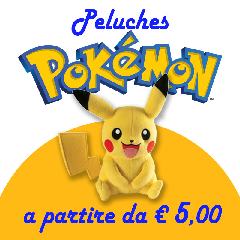 peluches gadget games action figure accessori pokemon treviglio.media treviglio