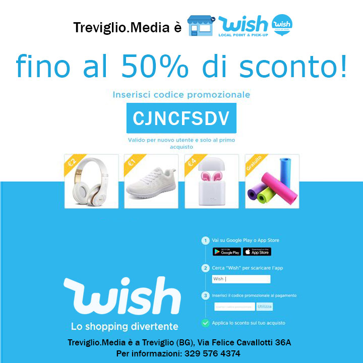 wish local point pick up ritira qui treviglio via felice cavallotti 36a