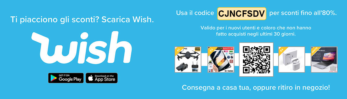 wish local point pick up treviglio bergamo