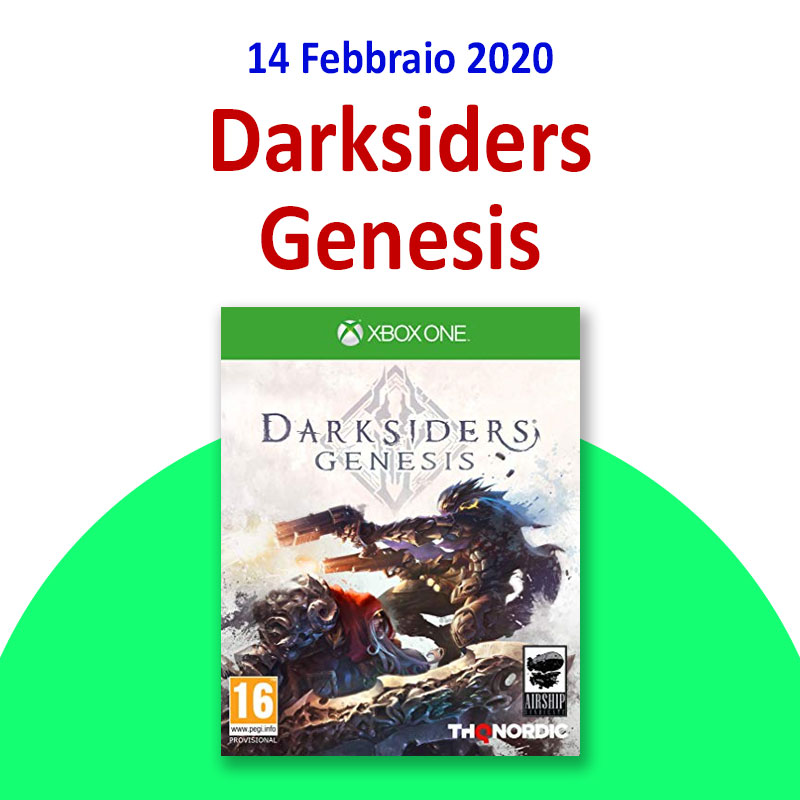 darksiders ps4 xbox videogame treviglio media
