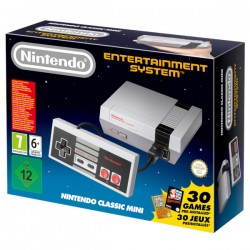 Console Nintendo Entertainment System Mini NES Classic