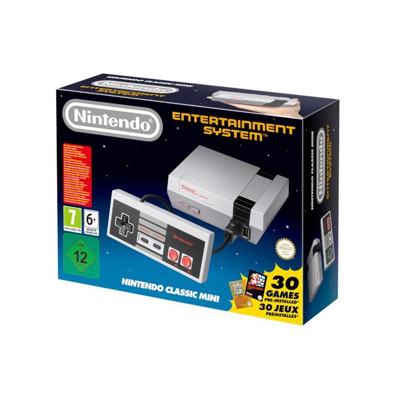 Console Nintendo Entertainment System Mini NES Classic